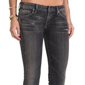 Citizens of Humanity Racer Low-rise Skinny